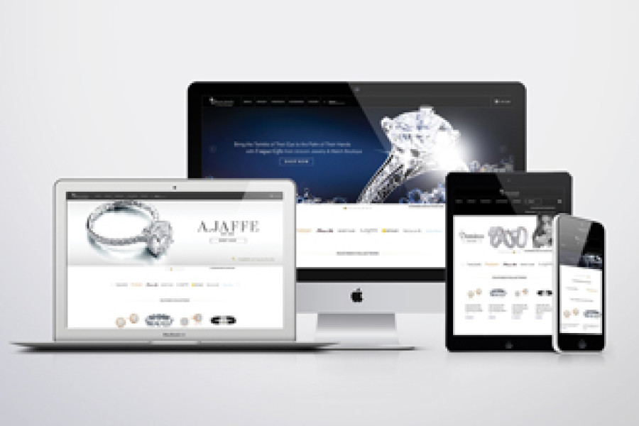 InnoVision's Web Team Reveals New Cutting-Edge Website for Unicorn Jewelry & Watch Boutique